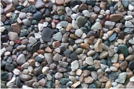 Figure 7. River rocks